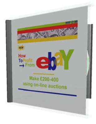 Product picture Make money from ebay proven methods