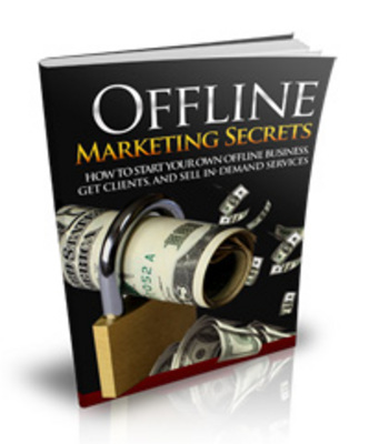 Product picture How to start your own offline Business get clients and sell