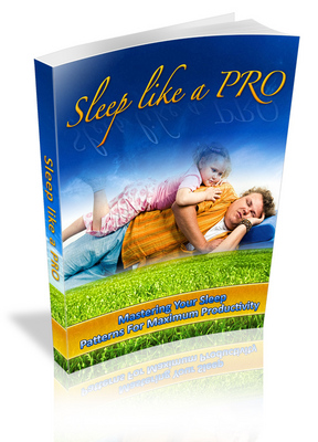 Product picture How To Sleep Like A PRO Can Have Amazing Benefits